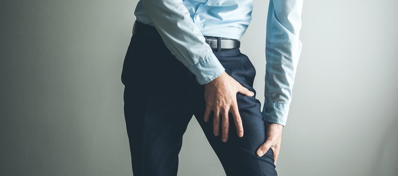 Ondt i ryg, lyske og lår – kommer din hofte i klemme?